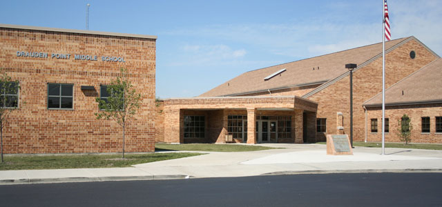 Drauden Point Middle School