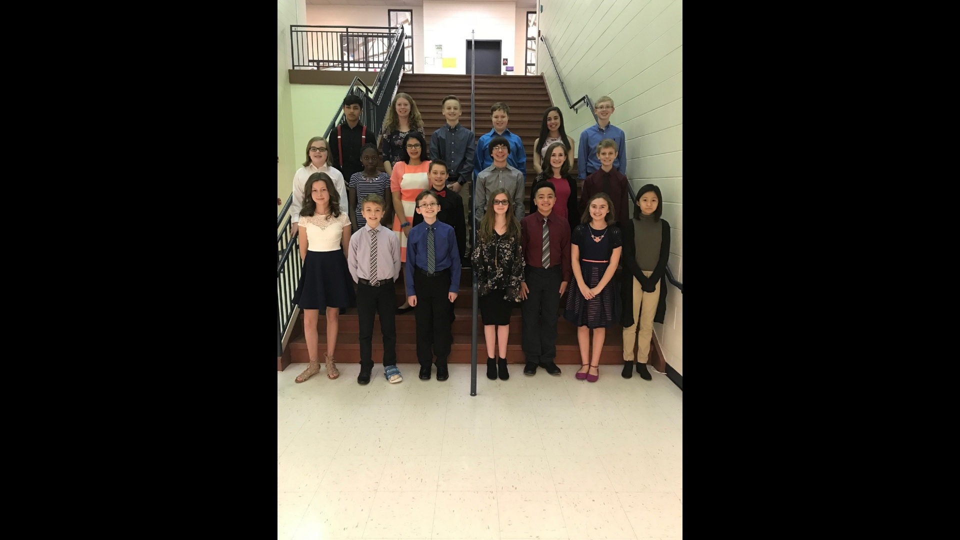 2018-19 NJHS Inductees