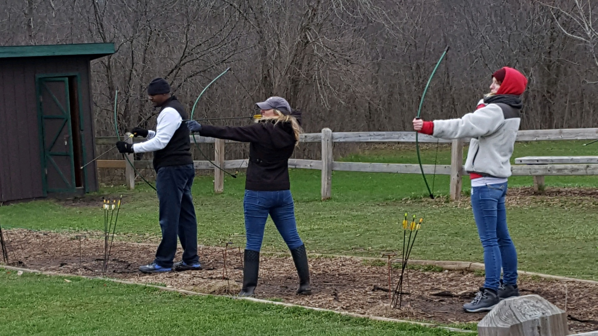 Outdoor Education archery