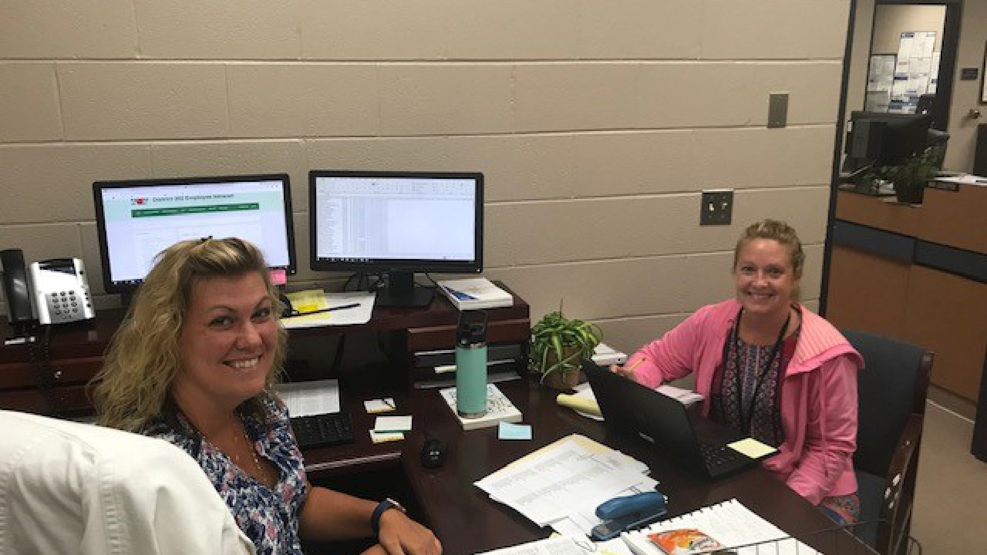 Our new assistant principals